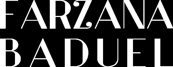 Farzana Baduel Website Logo